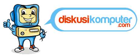 diskusi komputer logo